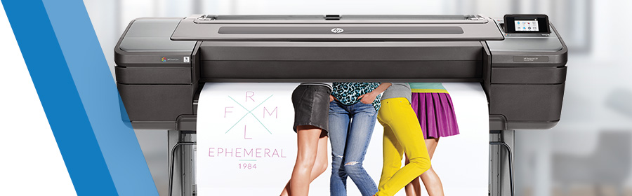 Wide Format Printing Heater