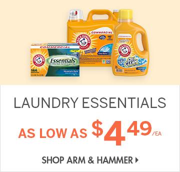 Shop Laundry Essentials