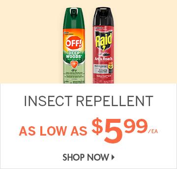 Shop Insect Repellant