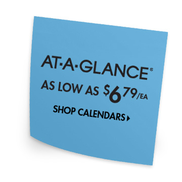 Save on At-A-Glance