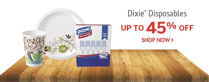 Shop Dixie Disposables