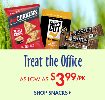 Save on Snacks