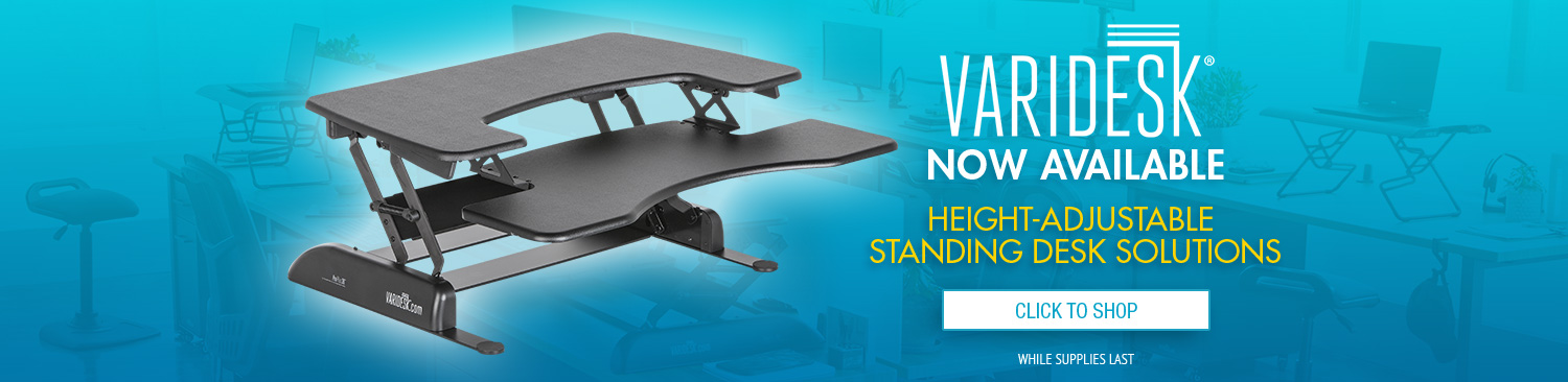 Shop Varidesk Height-Adjustable Desks