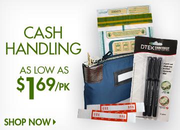 Save on Cash Handling
