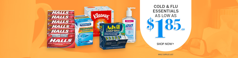 Save on Cold & Flu Essentials