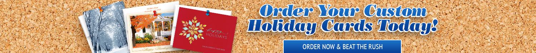 Shop Custom Holiday Cards
