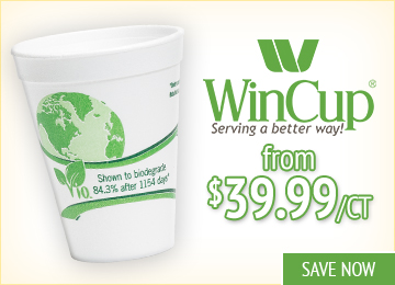 Save on WinCup Products