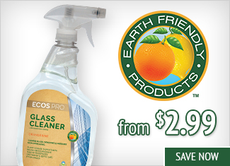 Save on Earth Friendly Products
