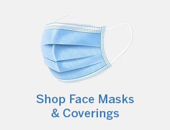 Shop Face Masks and Coverings