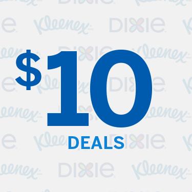 Shop Ten Dollar Deals