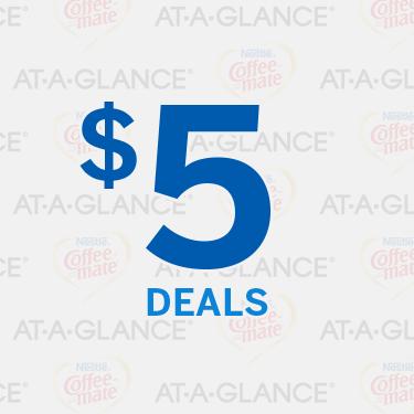 Shop Five Dollar Deals