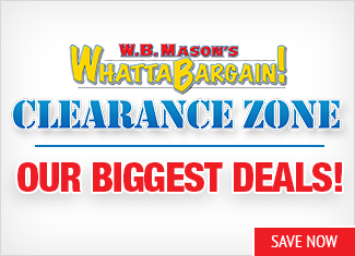 Save on the WhattaBargain! Clearance Zone