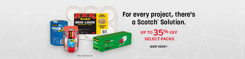 Save on Scotch Brand Products