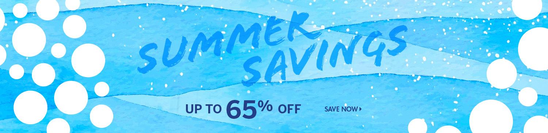Save on Summer Savings