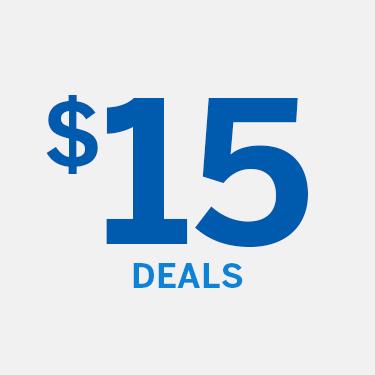 Shop 15 Dollar Deals