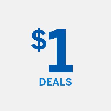 Shop 1 Dollar Deals