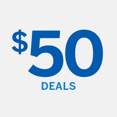 Shop 50 Dollar Deals