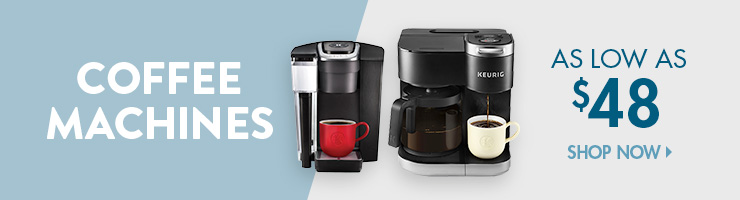 Save on Coffee Brewers