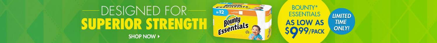 Shop Bounty Paper Towels