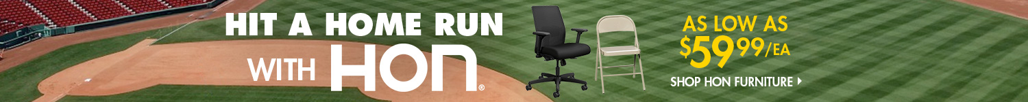 Save on HON Furniture