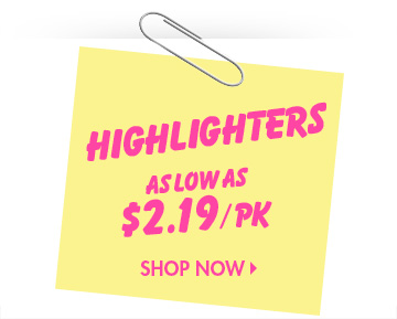 Shop Highlighters
