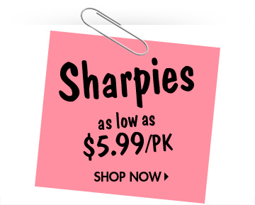 Shop Sharpies