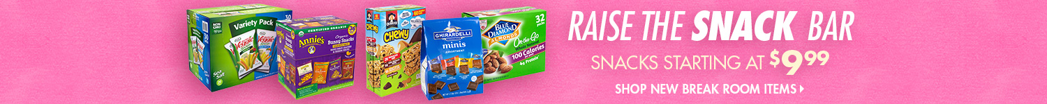 Save on New Snacks