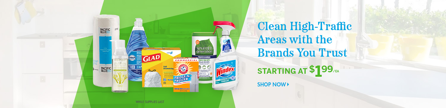 Save on Break Room Cleaning