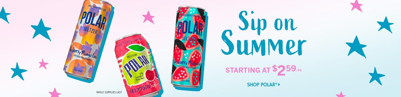 Save on Polar Beverages