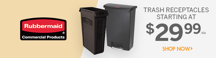 Shop Rubbermaid Commercial Products
