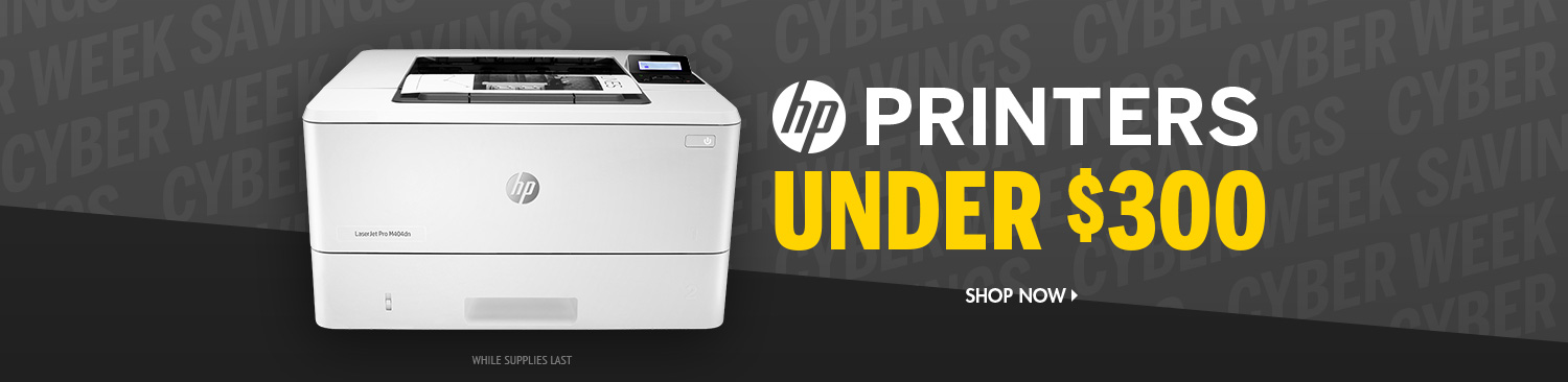Save on HP Hardware