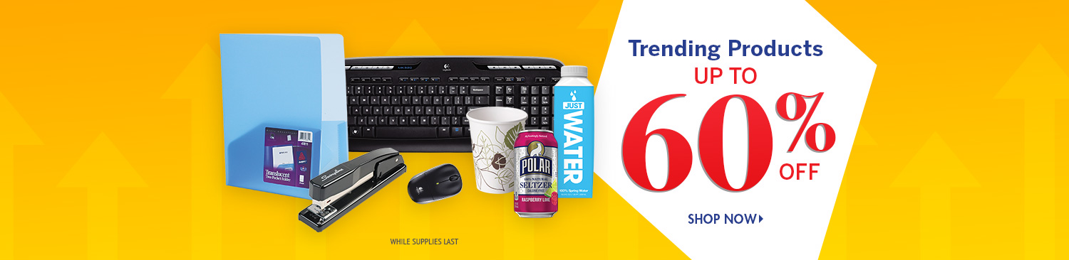 Save on Trending Items