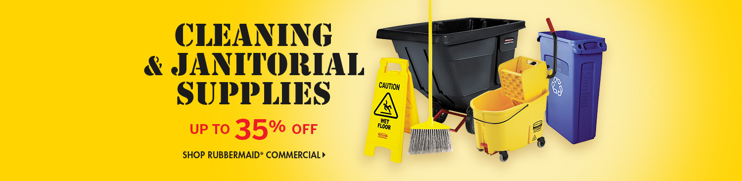 Save on Rummermaid Commercial Products