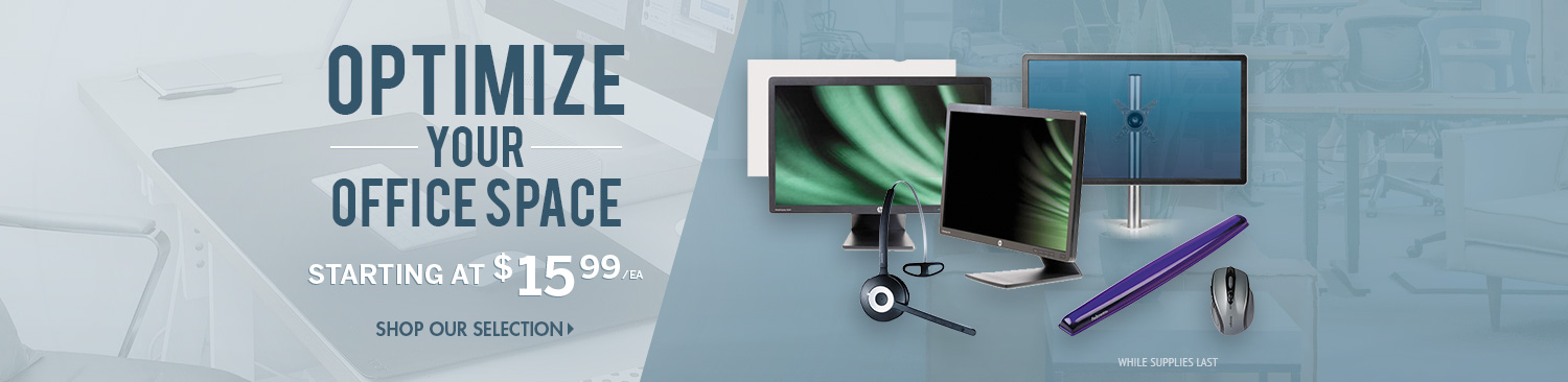Save on Office Tech Products