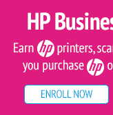 Enroll In HP Business Rewards
