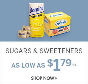 Shop Sugars and Sweeteners