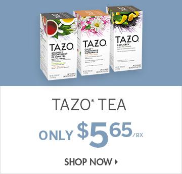 Shop Tazo Tea