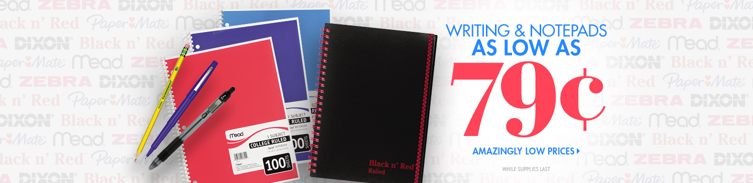 Save on Office Supplies