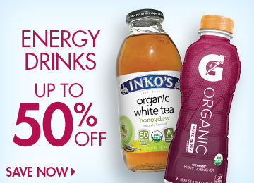 Save on Energy Drinks