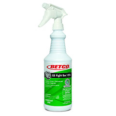 GE Fight Bac™ RTU Disinfectant, 32. oz. Bottles, 12/CS