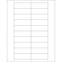 Acco Metal Book Rings 100 Rings Per Box ACC72204 1-1//2in Diameter