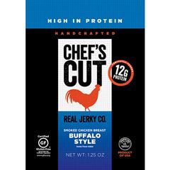 Buffalo Chicken Jerky, 1.25 oz., 12/CS