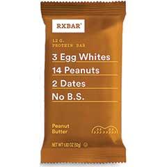 Peanut Butter Protein Bars, 1.83 oz., 12/Box