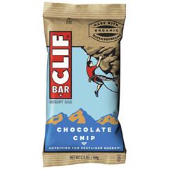 Energy Bar, Chocolate Chip, 2.4 oz., 12/BX