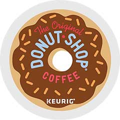 Donut Shop Coffee K-Cup® Pods, 24/BX