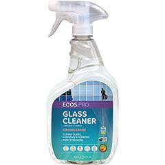 ECOS™ Window Cleaner, Orangerine, 32 oz.