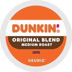 Original Blend Coffee K-Cup® Pods, Medium Roast, 22/BX