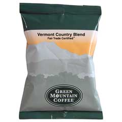 Vermont Country Blend Coffee Fraction Packs, 2.2oz, 100/Carton