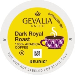 Dark Royal Roast K-Cup® Pods, 24/BX