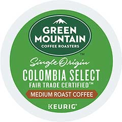 Colombian Coffee K-Cup® Pods, 24/BX